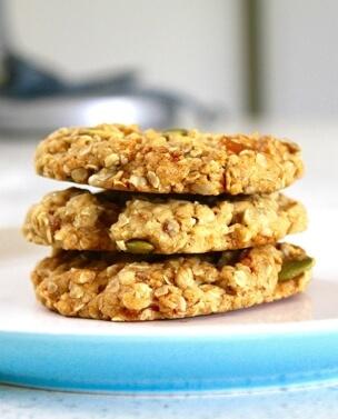ovsené vločky na chudnutie - sušienky z ovsených vločiek